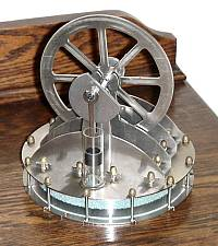 The Original  Stirling Engine that runs in the palm of your hand